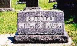 Magdalena Lena <i>Thielen</i> Sunder
