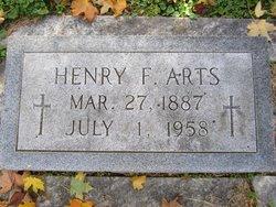 Henry Francis Arts