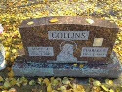 Mary J <i>Finley</i> Collins