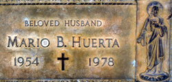 Mario B Huerta