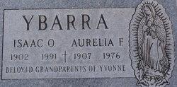 Isaac <i>Ortega</i> Ybarra