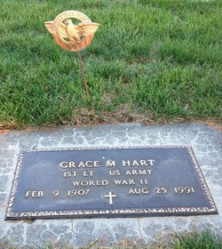 Grace M <i>Buma</i> Hart