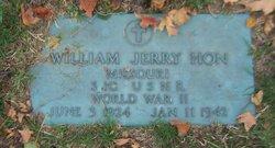 William Jerry Bill Hon