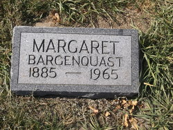 Margaret Bargenquast