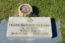 Frank Marion Sullivan