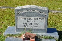 Iris Serene <i>Sullivan</i> Baker