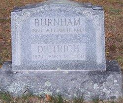 William H Burnham