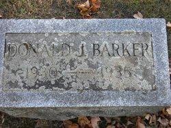 Donald J Barker