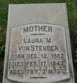 Laura M. <i>King</i> Von Steuben