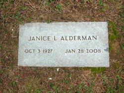 Janice L. Alderman