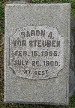 Baron Augustus Von Steuben