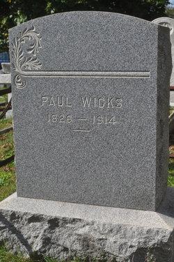 Paul Wicks