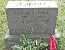 Annie <i>Donnithorne</i> Merrill