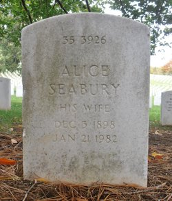 Alice <i>Seabury</i> Hoyt