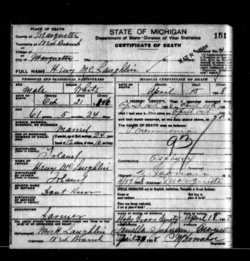 Henry B McLaughlin, Sr
