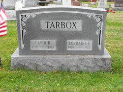 Lorraine Elizabeth <i>Ballard</i> Tarbox