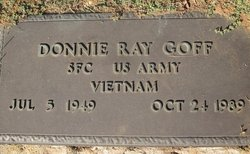 Donnie Ray Goff