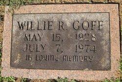 Willie R. Goff