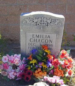 Emilia Chacon