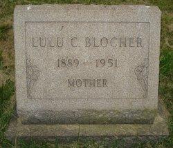 Lulu C <i>Wilson</i> Blocher