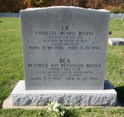 Beatrice Ilo Bea <i>Reynolds</i> Boone