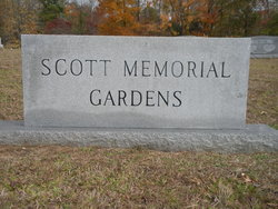 Scott Memorial Gardens