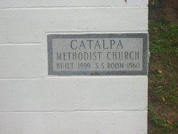 Catalpa United Methodist Church Cemetery