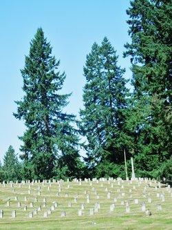 Washington Soldiers Home Cemetery
