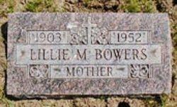 Lillie M. <i>Miller</i> Bowers