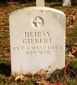 Pvt Hersey Gilbert