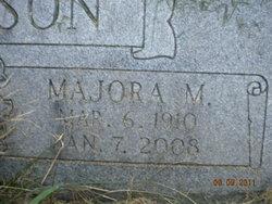Majora M <i>Keeler</i> Alfredson