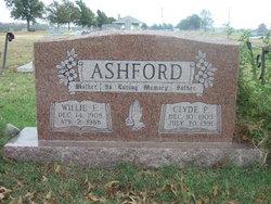 Clyde P Ashford
