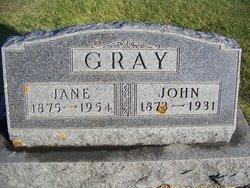 Sarah Jane <i>Hansel</i> Gray