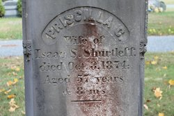 Priscilla Cobb <i>Standish</i> Shurtleff