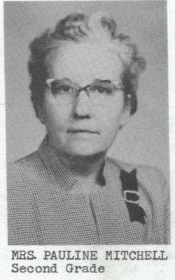 Pauline Nan <i>Roark</i> Mitchell