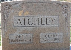 Clara <i>Hart</i> Atchley