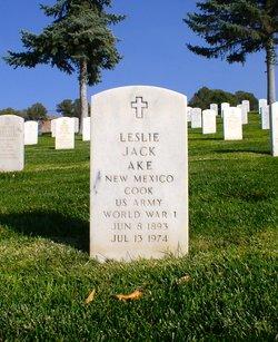 Leslie Jack Ake