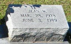 Wilma Jean <i>Wells</i> White