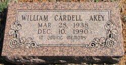 William Cardell Akey