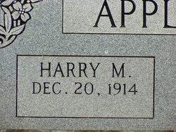 Harry M Appleman