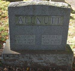 Claude Valerius Allnutt