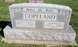Rev Albert Luther Copeland