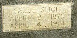 Sallie Barbara <i>Sligh</i> Ashby
