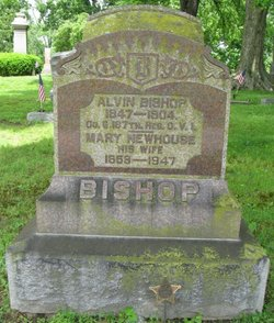 Mary <i>Newhouse</i> Bishop