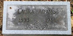 Laura <i>Berringer</i> Adams