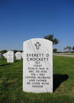 Everett Debell Crockett
