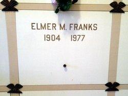Elmer M Franks