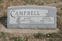 Edith <i>Danley</i> Campbell