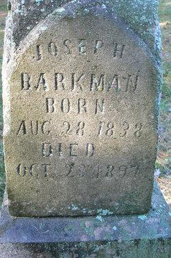 Joseph Barkman