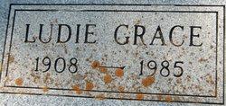 Ludie Grace <i>Hillin</i> Skinner
